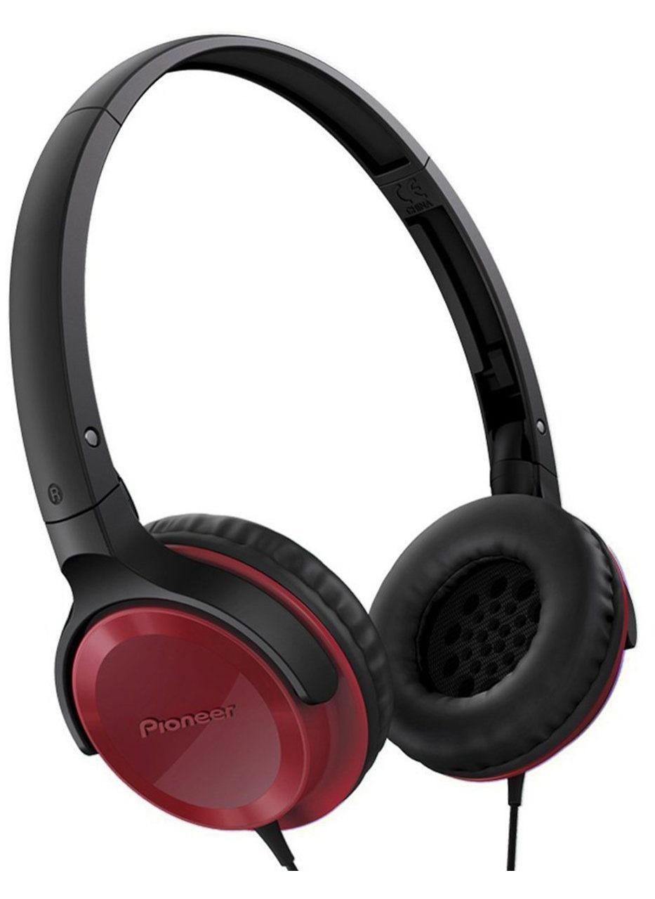 Standart Pioneer SE-MJ502-R Kulaküstü Kulaklık